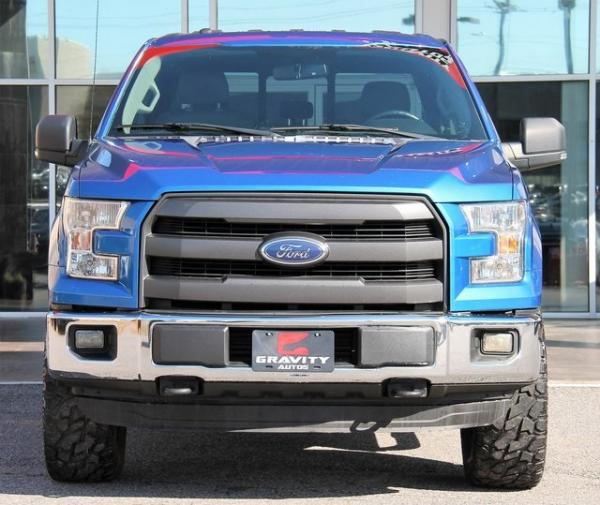 Used 2015 Ford F-150 XLT for sale $19,992 at Gravity Autos in Roswell GA 30076 4
