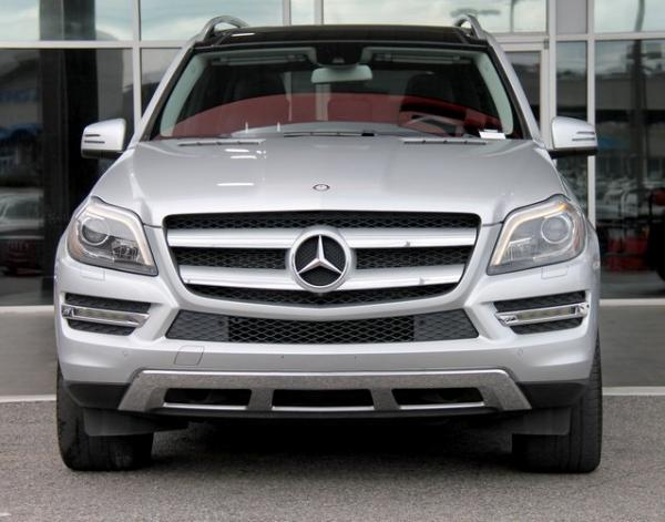 Used 2016 Mercedes-Benz GL-Class GL 450 for sale Sold at Gravity Autos in Roswell GA 30076 3
