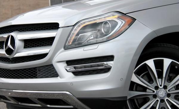 Used 2016 Mercedes-Benz GL-Class GL 450 for sale Sold at Gravity Autos in Roswell GA 30076 4