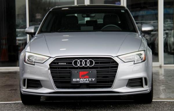 Used 2017 Audi A3 2.0T Premium Plus for sale $16,992 at Gravity Autos in Roswell GA 30076 3