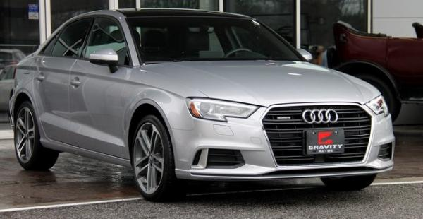 Used 2017 Audi A3 2.0T Premium Plus for sale $16,992 at Gravity Autos in Roswell GA 30076 4