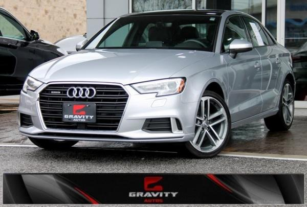 Used 2017 Audi A3 2.0T Premium Plus for sale $16,992 at Gravity Autos in Roswell GA 30076 1