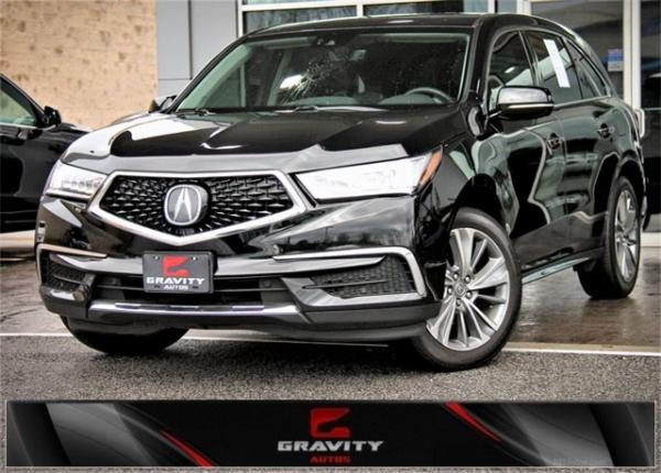 Used 2017 Acura MDX 3.5L for sale $26,992 at Gravity Autos in Roswell GA 30076 1
