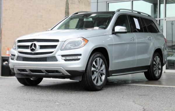 Used 2016 Mercedes-Benz GL-Class GL 450 for sale $28,491 at Gravity Autos in Roswell GA 30076 3