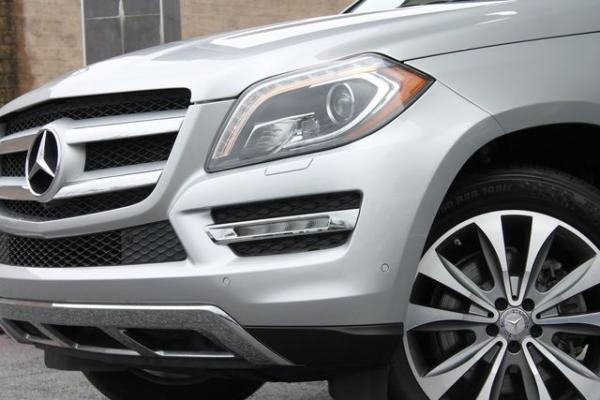 Used 2016 Mercedes-Benz GL-Class GL 450 for sale $28,491 at Gravity Autos in Roswell GA 30076 4