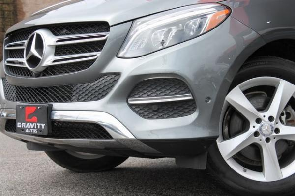 Used 2017 Mercedes-Benz GLE GLE 350 for sale $28,991 at Gravity Autos in Roswell GA 30076 4