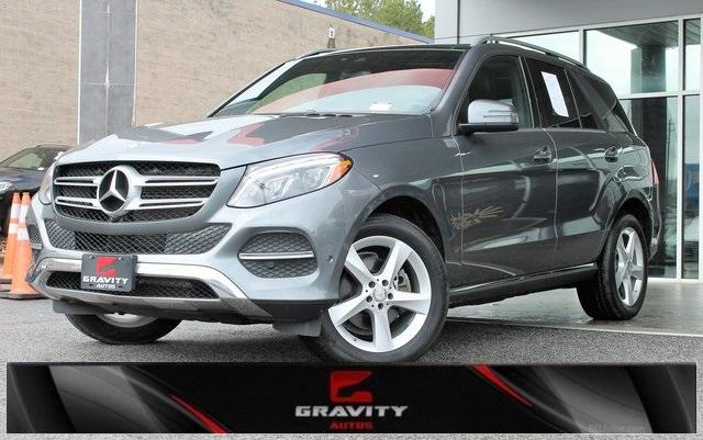 Used 2017 Mercedes-Benz GLE GLE 350 for sale $28,991 at Gravity Autos in Roswell GA 30076 1