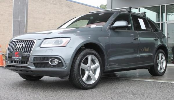 Used 2017 Audi Q5 2.0T Premium Plus for sale Sold at Gravity Autos in Roswell GA 30076 3