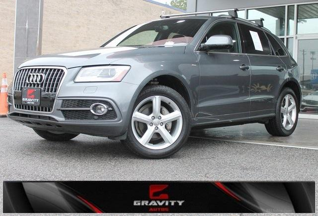 Used 2017 Audi Q5 2.0T Premium Plus for sale Sold at Gravity Autos in Roswell GA 30076 1