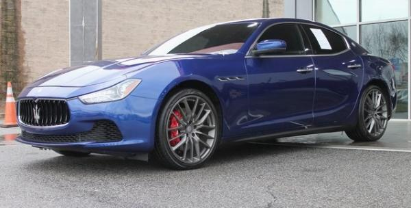 Used 2017 Maserati Ghibli S for sale $31,991 at Gravity Autos in Roswell GA 30076 3