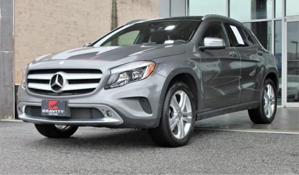 Used 2017 Mercedes-Benz GLA GLA 250 for sale Sold at Gravity Autos in Roswell GA 30076 3