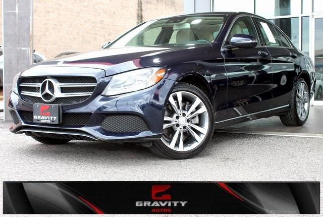 Used 2017 Mercedes-Benz C-Class C 300 for sale $21,991 at Gravity Autos in Roswell GA 30076 1