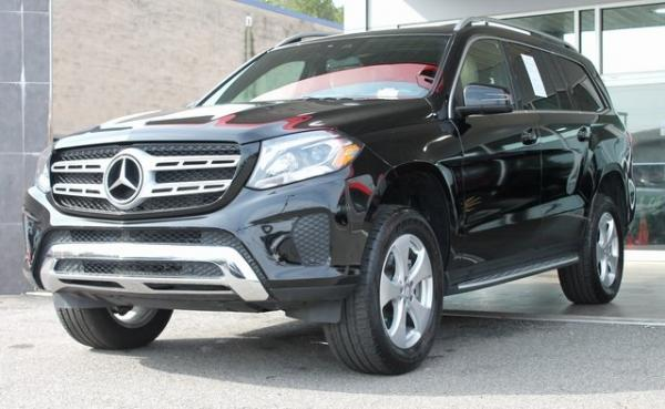 Used 2017 Mercedes-Benz GLS GLS 450 for sale $38,492 at Gravity Autos in Roswell GA 30076 3