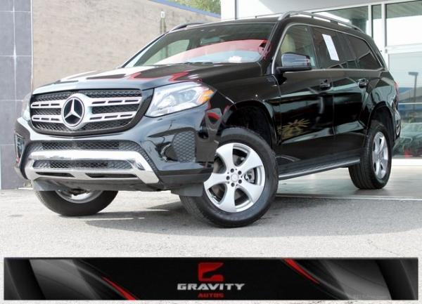 Used 2017 Mercedes-Benz GLS GLS 450 for sale $38,492 at Gravity Autos in Roswell GA 30076 1
