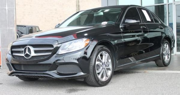 Used 2017 Mercedes-Benz C-Class C 300 for sale $21,491 at Gravity Autos in Roswell GA 30076 3