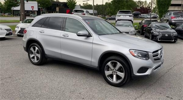 Used 2019 Mercedes-Benz GLC GLC 300 for sale $29,992 at Gravity Autos in Roswell GA 30076 2