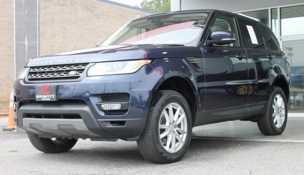 Used 2016 Land Rover Range Rover Sport 3.0L V6 Supercharged SE for sale $34,991 at Gravity Autos in Roswell GA 30076 3
