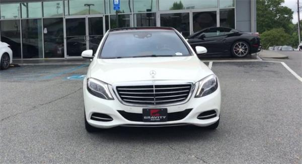 Used 2016 Mercedes-Benz S-Class S 550 for sale $40,992 at Gravity Autos in Roswell GA 30076 3