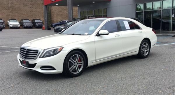Used 2016 Mercedes-Benz S-Class S 550 for sale $40,992 at Gravity Autos in Roswell GA 30076 4