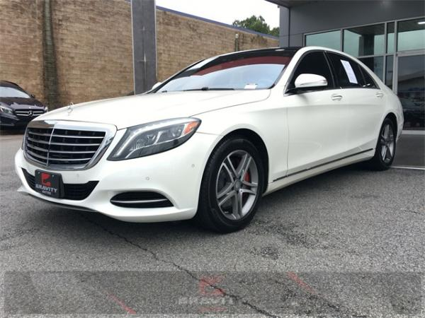 Used 2016 Mercedes-Benz S-Class S 550 for sale $40,992 at Gravity Autos in Roswell GA 30076 1