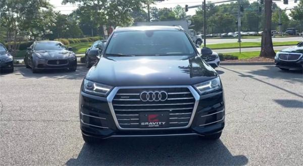 Used 2017 Audi Q7 2.0T Premium for sale $32,492 at Gravity Autos in Roswell GA 30076 3