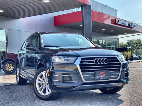Used 2017 Audi Q7 2.0T Premium for sale $32,492 at Gravity Autos in Roswell GA 30076 1