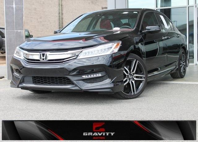 Used 2016 Honda Accord Touring for sale $19,492 at Gravity Autos in Roswell GA 30076 1