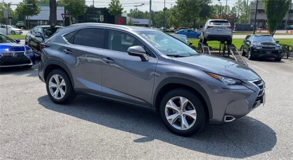 Used 2017 Lexus NX 200t for sale $23,492 at Gravity Autos in Roswell GA 30076 2