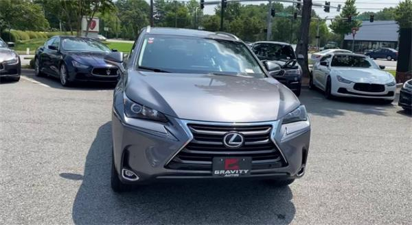 Used 2017 Lexus NX 200t for sale $23,492 at Gravity Autos in Roswell GA 30076 3