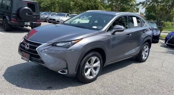 Used 2017 Lexus NX 200t for sale $23,492 at Gravity Autos in Roswell GA 30076 4
