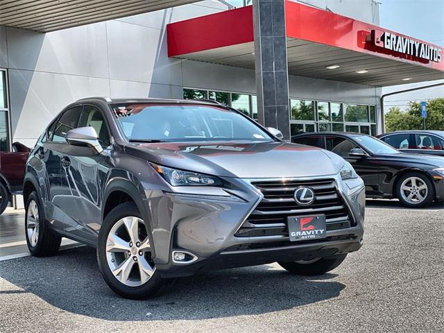 Used 2017 Lexus NX 200t for sale $23,492 at Gravity Autos in Roswell GA 30076 1