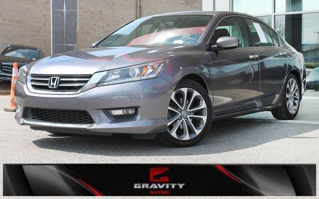 Used 2014 Honda Accord Sport for sale $11,992 at Gravity Autos in Roswell GA 30076 1