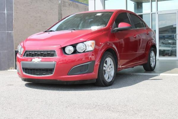 Used 2012 Chevrolet Sonic 2LT for sale $6,992 at Gravity Autos in Roswell GA 30076 3