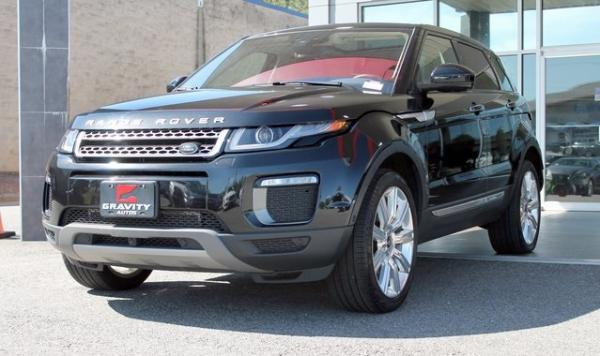 Used 2017 Land Rover Range Rover Evoque HSE for sale $25,492 at Gravity Autos in Roswell GA 30076 3