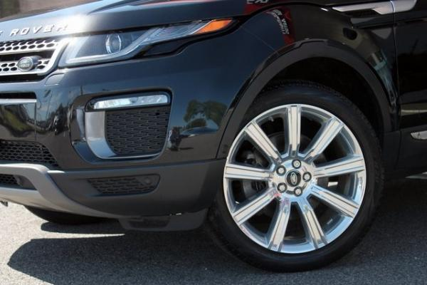Used 2017 Land Rover Range Rover Evoque HSE for sale $25,492 at Gravity Autos in Roswell GA 30076 4