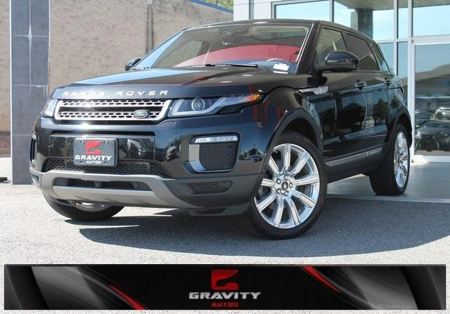 Used 2017 Land Rover Range Rover Evoque HSE for sale $25,492 at Gravity Autos in Roswell GA 30076 1