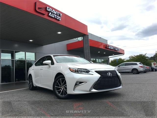 Used 2017 Lexus ES 350 for sale $23,992 at Gravity Autos in Roswell GA 30076 1