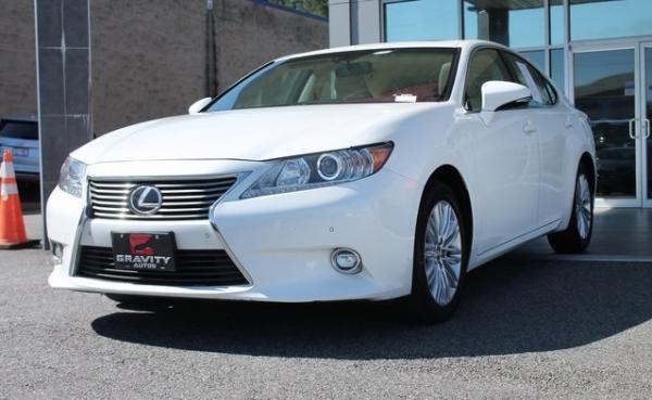 Used 2014 Lexus ES 350 for sale Sold at Gravity Autos in Roswell GA 30076 4