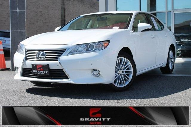 Used 2014 Lexus ES 350 for sale Sold at Gravity Autos in Roswell GA 30076 1