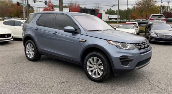 Used 2018 Land Rover Discovery Sport SE for sale $23,892 at Gravity Autos in Roswell GA 30076 2