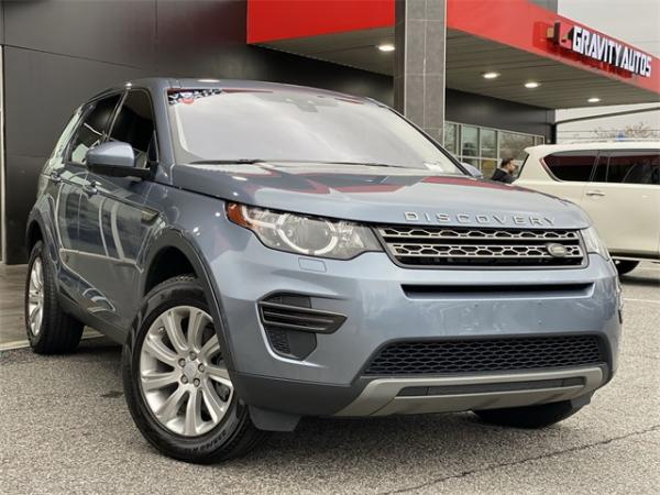 Used 2018 Land Rover Discovery Sport SE for sale $23,892 at Gravity Autos in Roswell GA 30076 1