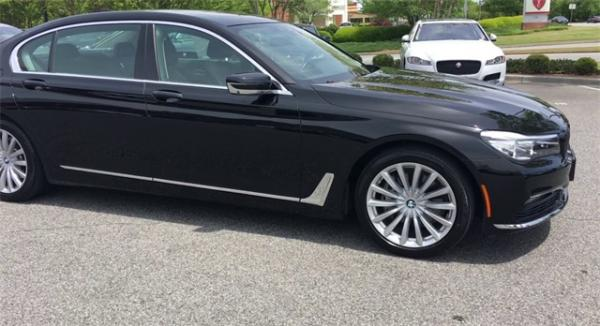 Used 2017 BMW 7 Series 740i for sale $35,992 at Gravity Autos in Roswell GA 30076 2