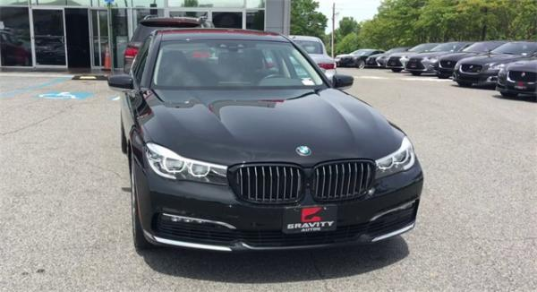 Used 2017 BMW 7 Series 740i for sale $35,992 at Gravity Autos in Roswell GA 30076 3