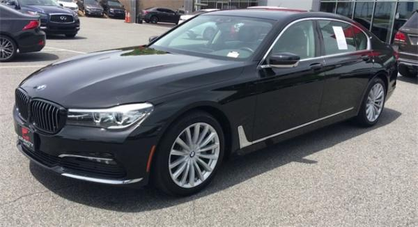 Used 2017 BMW 7 Series 740i for sale $35,992 at Gravity Autos in Roswell GA 30076 4
