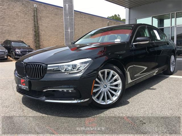 Used 2017 BMW 7 Series 740i for sale $35,992 at Gravity Autos in Roswell GA 30076 1
