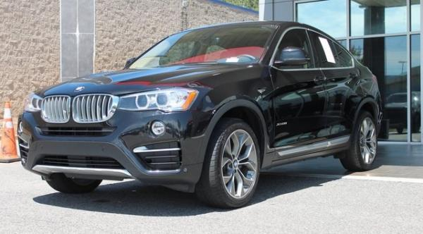 Used 2017 BMW X4 xDrive28i for sale $27,491 at Gravity Autos in Roswell GA 30076 3