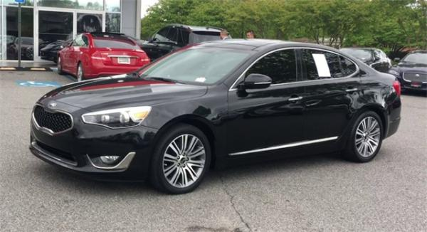 Used 2016 Kia Cadenza Premium for sale Sold at Gravity Autos in Roswell GA 30076 4