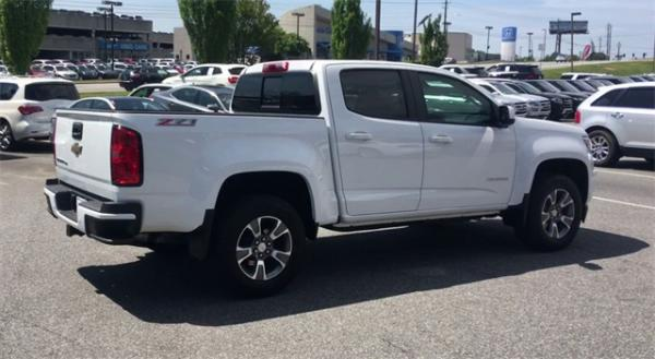 Used 2019 Chevrolet Colorado Z71 for sale $29,492 at Gravity Autos in Roswell GA 30076 2