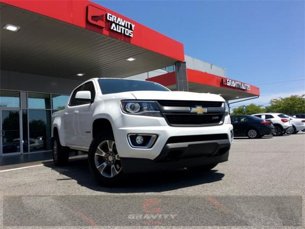 Used 2019 Chevrolet Colorado Z71 for sale $29,492 at Gravity Autos in Roswell GA 30076 1