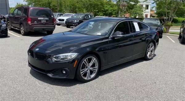 Used 2017 BMW 4 Series 430i Gran Coupe for sale Sold at Gravity Autos in Roswell GA 30076 4